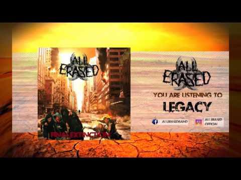 All Erased - All Erased - Legacy