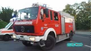 preview picture of video 'Feuerwehr Wolfenbüttel (Zusammenschnitt) (HD)'