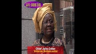 Chief Julie Coker (Veteran Broadcaster)