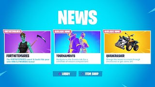 PROOF the Ghoul Trooper WILL RETURN to Fortnite...