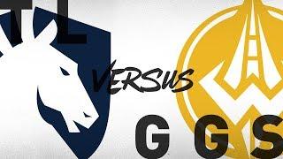 TL vs. GGS - Week 1 Day 2 | NA LCS Summer Split | Team Liquid vs. Golden Guardians (2018)