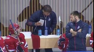 «Локомотив» провел первый матч в новом спортивном комплексе