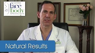 Dr. Clevens | Natural Looking results with fillers and relaxers?