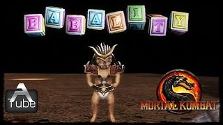 Mortal Kombat 9 - BABALITY DE TODOS PERSONAGENS ( PC/PS3/XBOX360 )