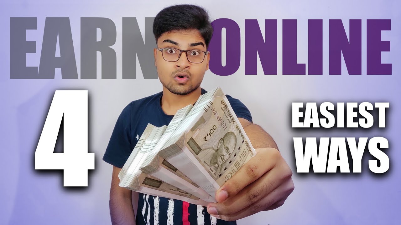 How to Generate Income Online without Financial Investment for Trainees in India in your home thumbnail