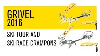 Grivel 2016 - Ski Touring crampons