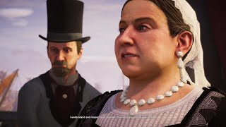 Assassin's Creed: Syndicate - Queen Victoria's 4th & Final Mission (Royal Cloak)