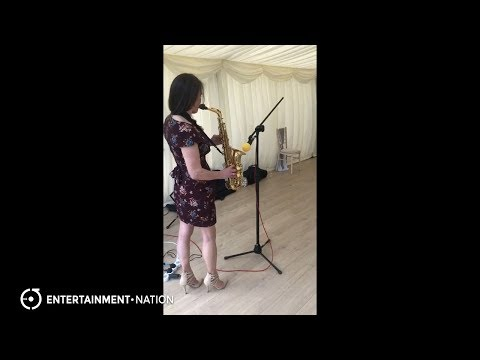 Virtue Sax - Live Wedding Saxophonist