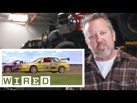 Every Car In 'Fast & Furious' Series Explained By The Guy Who Built Them | WIRED
