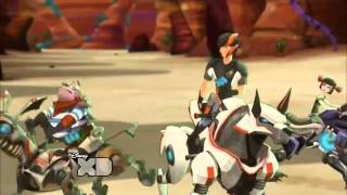 Slugterra episode 39 season 3   part 1