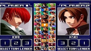 "LongPlay: ""SNK"" KOF 2003