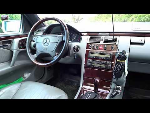 Инструкция,климат-контроль Mercedes-Benz W140/W208/W210