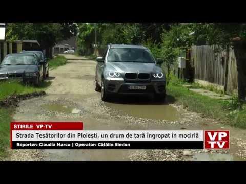 Strada Țesătorilor din Ploiești, un drum de țară îngropat în mocirlă