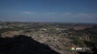 preview picture of video 'Verucchio, culla dei Malatesta, le immagini del borgo su Yourimini.'