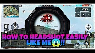 Free Fire Best Settings For Headshots Th Clip