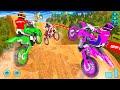 Juegos De Motos Mountain Bike Snow Motor Videos De Mejo