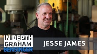 Jesse James: Why I won't make a bike for Sylvester Stallone