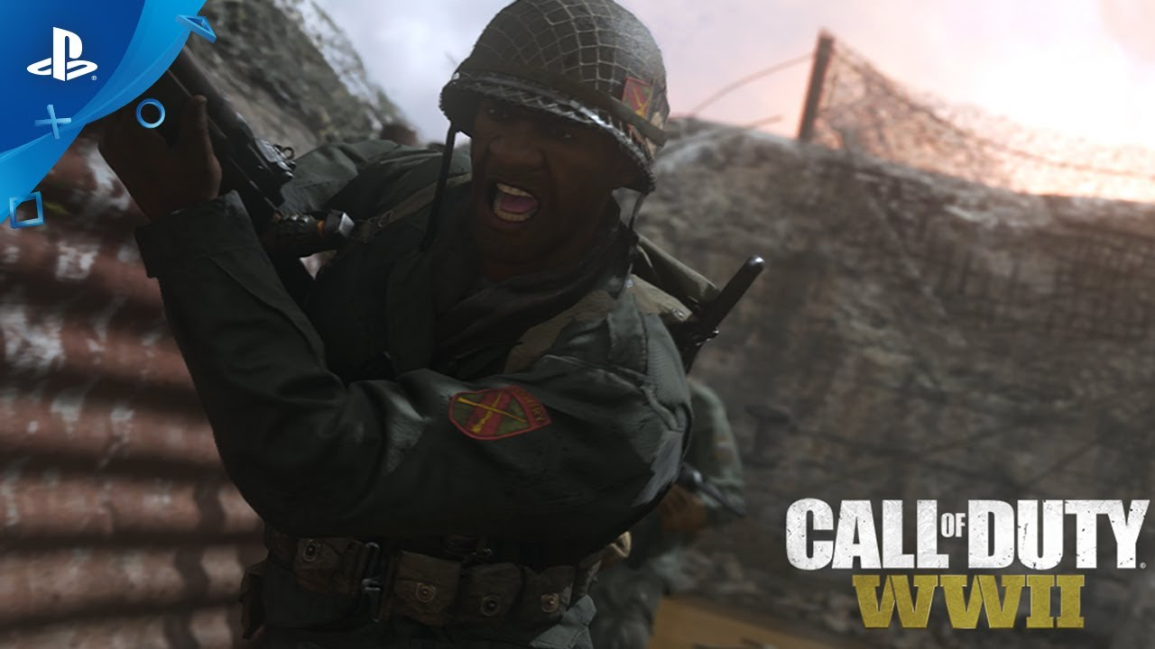 First Look at Call of Duty: WWII Multiplayer