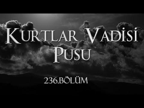 Kurtlar Vadisi Pusu 236. Bölüm
