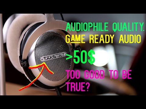 BEST CHEAP GAMING AUDIOPHILE HEADPHONES – Takstar Hi2050 review – Unbelievable performance
