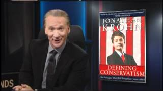 Bill Maher's New Rule To Conservatives  'You Act Exactly Like 14 Year Old Boys'   Mediaite