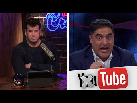 Youtube Caught Silencing... TYT Critics? | Louder With Crowder