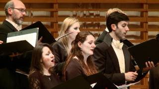 Ensemble Corund performs John Rutter: Nativity Carol