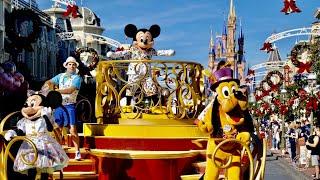 My First Trip Of 2021 To Magic Kingdom - Filmed in 4K | Walt Disney World Orlando Florida