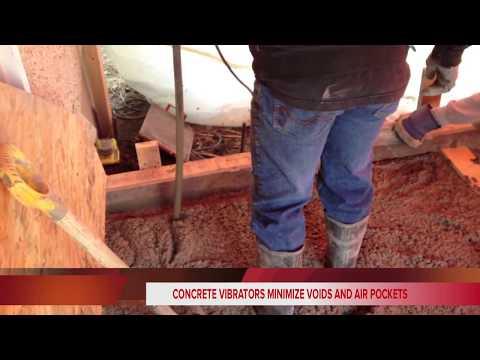 How to Pour a Concrete Step - Calgary Concrete Contractor
