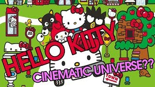 4a8a59506 A Hello Kitty Movie in the Works?