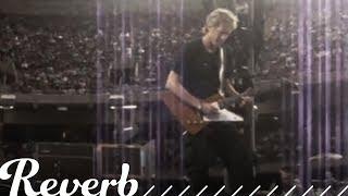 U2's The Edge: Guitar Tech Dallas Schoo On Recording   Reverb Interview