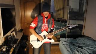 DragonForce - Ring of Fire Sam's solo