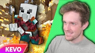 I took things a little too far in Minecraft...