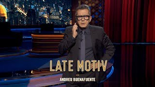 "LATE MOTIV - Monólogo de Andreu Buenafuente. ""Brexit ya""   #LateMotiv475   Kholo.pk"