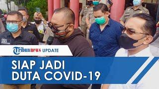 Pria yang Umpat Pengunjung Mal Bermasker di Surabaya Mengaku Siap Jadi Duta Covid-19