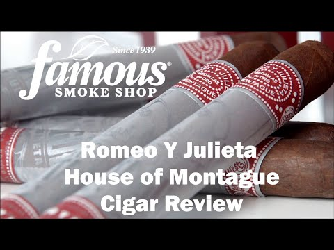 Romeo y Julieta Montague video