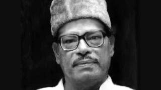 Tomar Deher Bhangimati (1972) - Manna Dey - YouTube