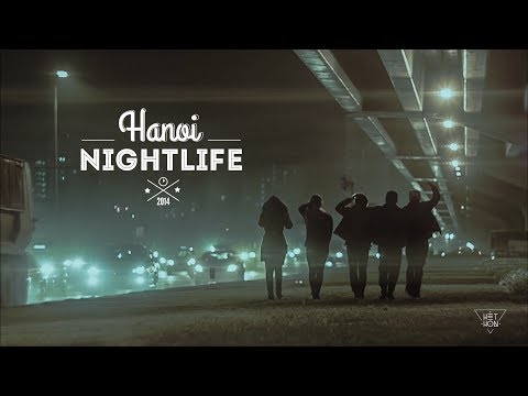 Clip đêm Hà Nội rất lạ và Tây ^_^