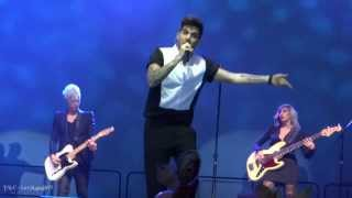 HD - Adam Lambert - Lay Me Down - Winstar Casino, OK - New Years Eve 2013