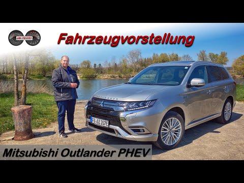 Mitsubishi Outlander Plug-In Hybrid im Test - Ich will ihn nicht hergeben! Review - Alltag - Familie