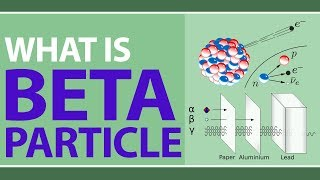 What is Beta Particle | Beta Decay Electron & Positron Emission | Uses of Beta particles | Physics