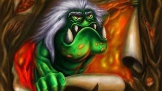 Monster. Speedpaint by monk (Монстр. Спидпеинт от monk)