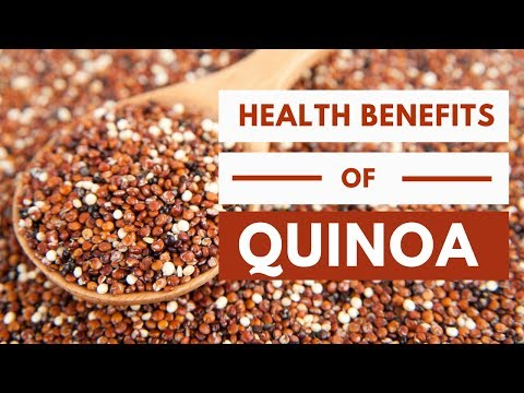 Video 5 Benefits of Quinoa (Backed by Science)