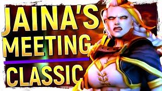 A Proudmoore SLEEPER AGENT?! Cine Breakdown & Horde Fallout, Store Outrage & Blizz NAILS Classic