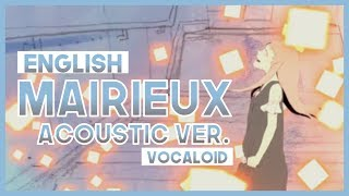 "【mew】""Mairieux メリュー"" ║ N-buna Vocaloid Acoustic ║ Full ENGLISH Cover Lyrics"