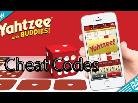 Yahtzee With Buddies Cheat Codes