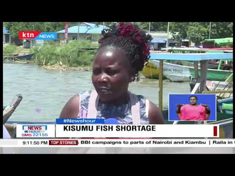 Fish Shortage: Price of fish in Kisumu continues to go up, thanks to dwindling catch from the lake