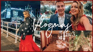 INSIDE ANNABEL'S MOST EXCLUSIVE LONDON PRIVATE MEMBERS CLUB! | VLOGMAS