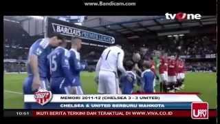Laga Seru MU VS Chelsea 2015