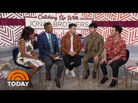 Jonas Brothers Dish On Family, Wives And Purity Rings | TODAY